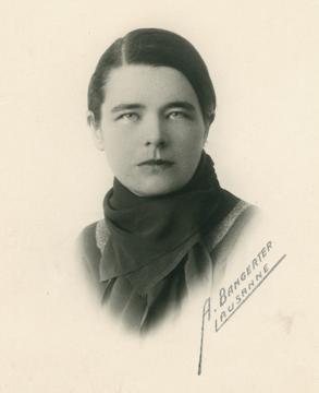M.Yourcenar giovane