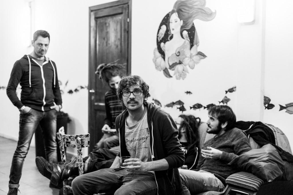 Funk Shui Project - foto di Alessandro Spadoni