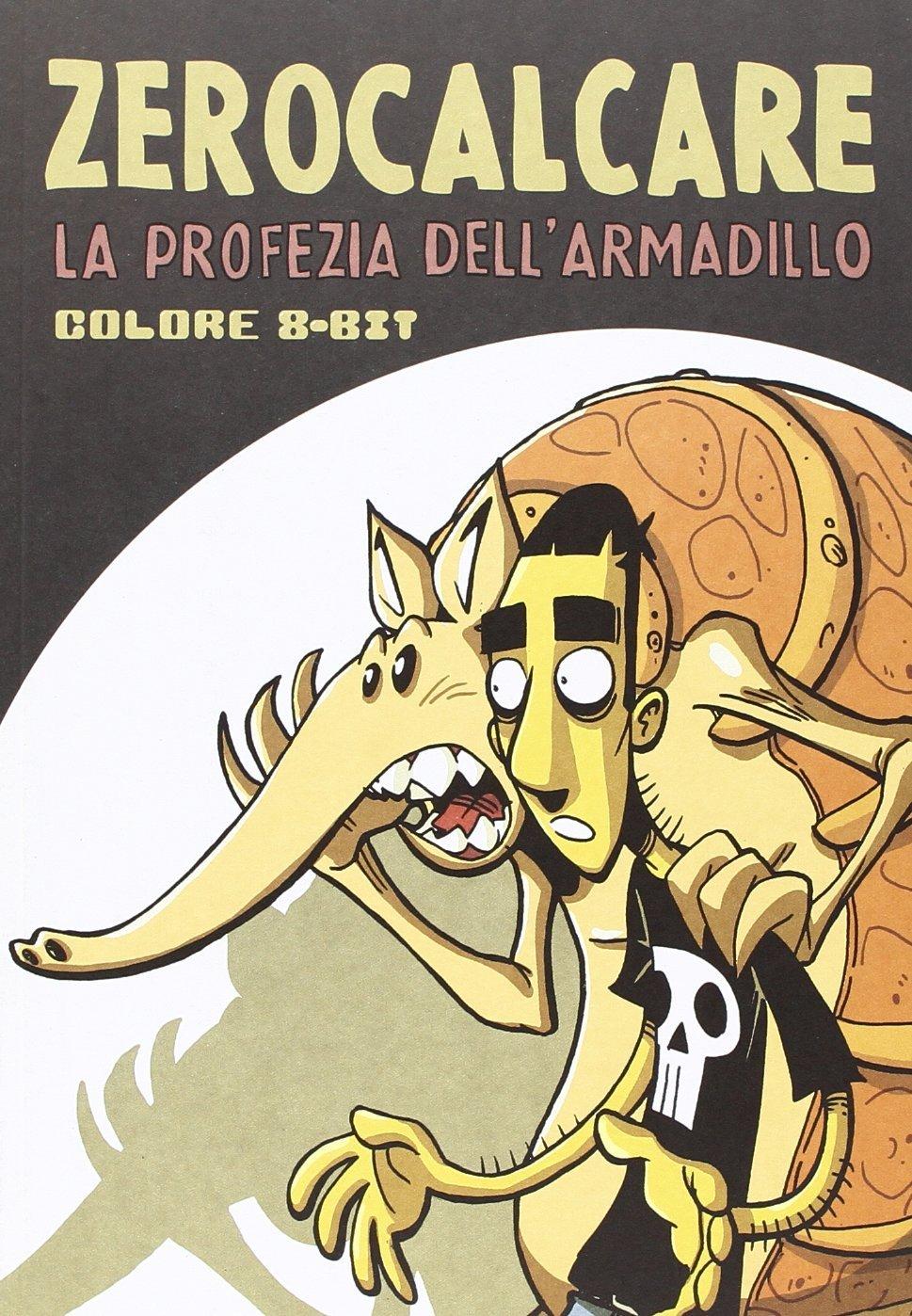 """STORIE DISEGNATE di Pasquale Carnevale – """"La profezia dell'armadillo"""" di Zerocalcare"""