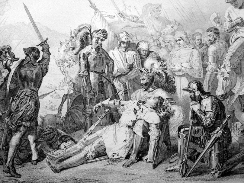 RICORRENZE di Raffaella Sutter – La battaglia di Ravenna. Pasqua 1512, 11 aprile
