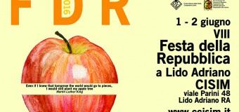 FDR 2016 – 1 – 2 giugno – VIII Festa della Repubblica a Lido Adriano