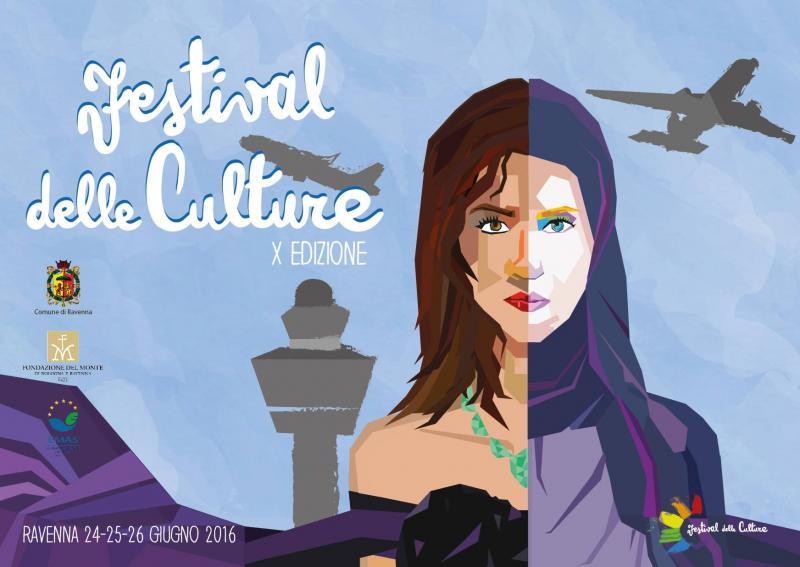 Festival delle Culture – decima edizione- dal 24 al 26 giugno 2016