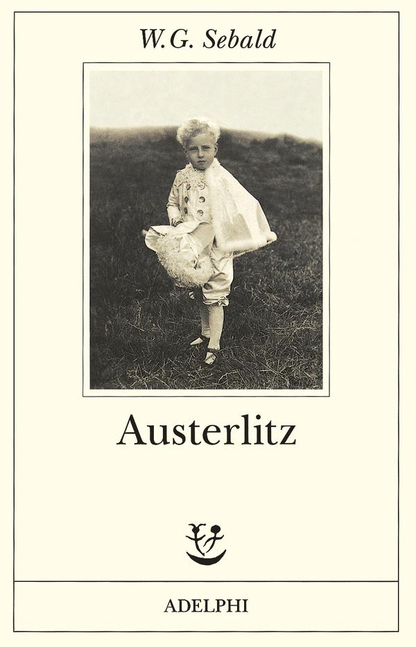 Austerlitz (dal risvolto di copertina)
