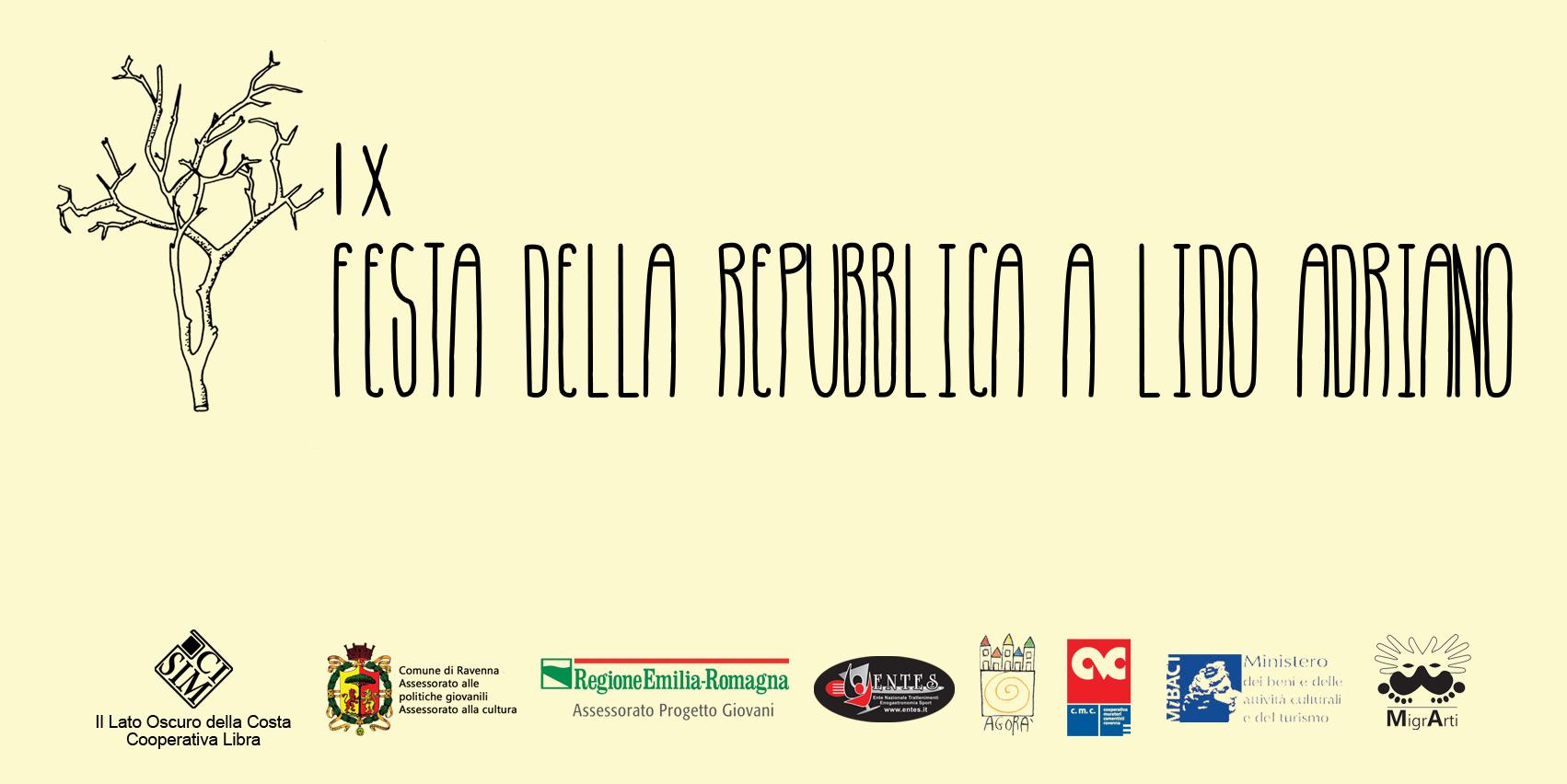 IX Festa della Repubblica a Lido Adriano / Hugo Race Fatalists LIVE